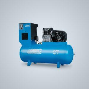 Compresor de pistón Full Feature Abierto 270 litros HP 4