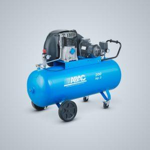 Compresor de pistón ABAC PROA39B 200 litros HP 3