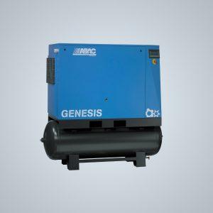 Compresor de tornillo Genesis 5,5-22 kW