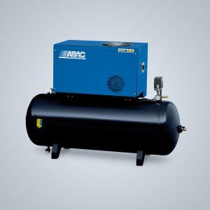 Compresor SLN 270 FT5.5 Silent montado sobre depósito